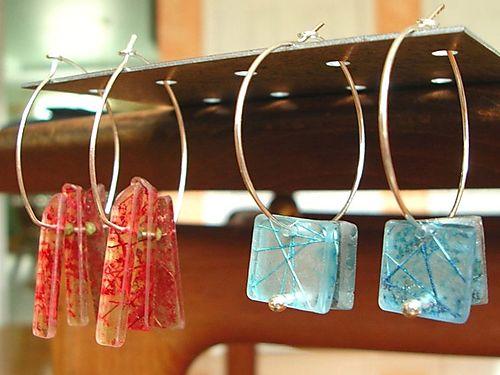 Earrings from tonia
