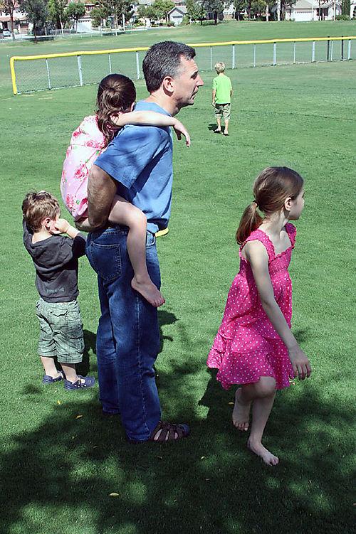 Bukowski kids and paul