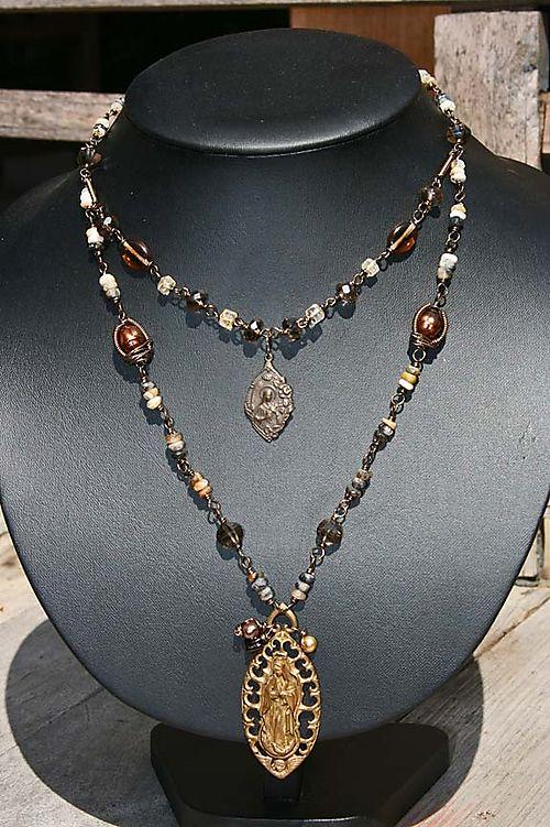 Round robin b_a_j_deborah's necklace