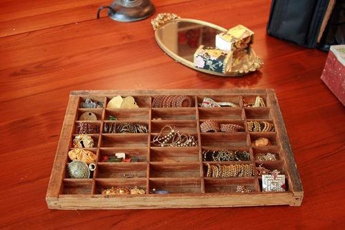 Gilding the lily_treasure tray