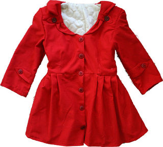 Grosgrain's red coat