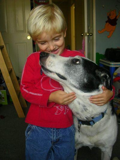 Morgan, Big Dog, 2