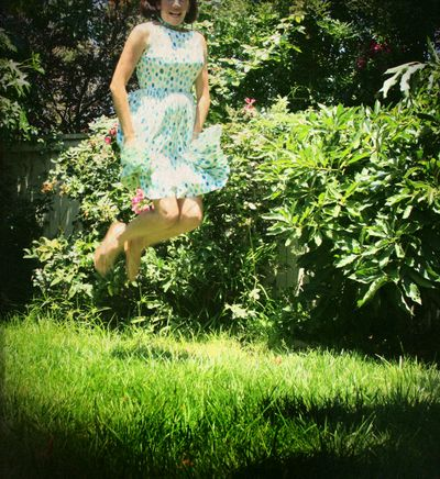 Jumping kelly 2