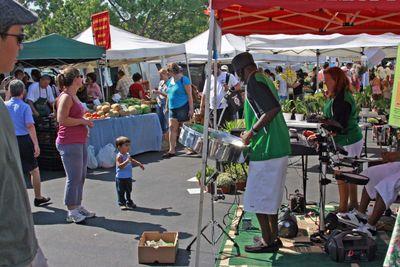 Farmer's market sept 26_band