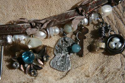 Cover bracelet_charm details