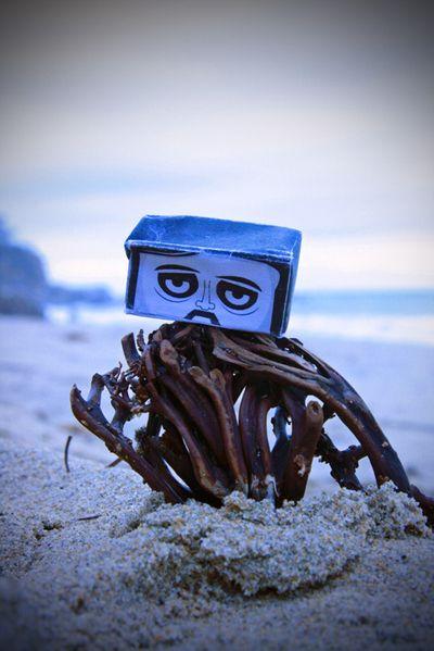 LIZ_day 12 as crab seaman