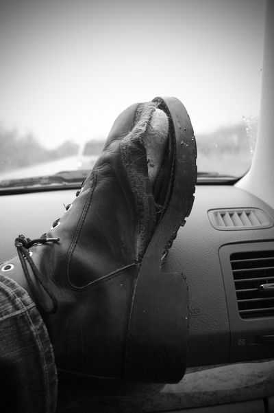 Dead boot