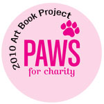 2010 PAWS FOR CHARITY LOGO