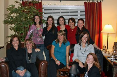 Book Club_2009 Christmas Party