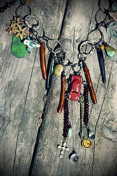 Carnival fetish necklace 010