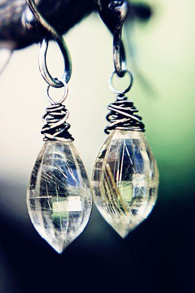 1rutilated  quartz coconut shell earrings 002_2 copy