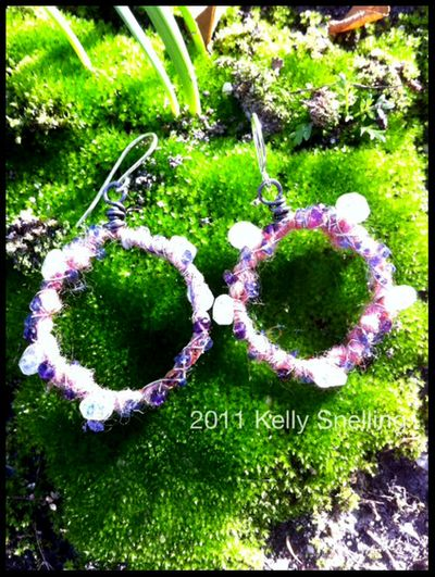 Fairy Ring Hoops