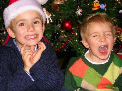 Finn and screaming mo