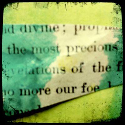 The most precious