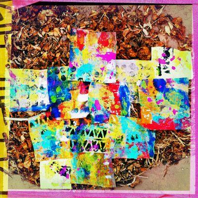Deli wrap collage