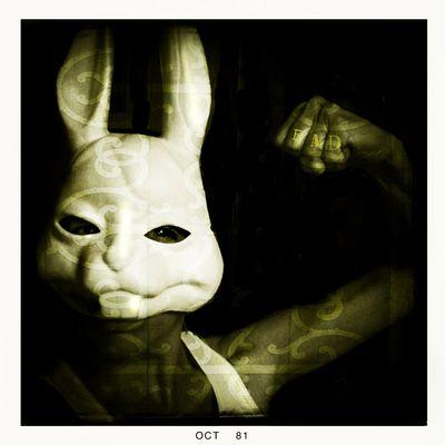 Bad bunny 1
