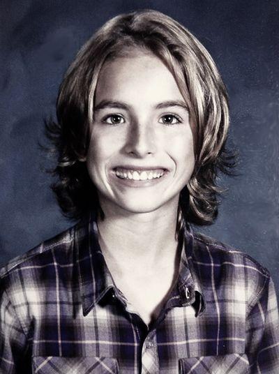 Finn's 6th grade photo_lomoashhighlights