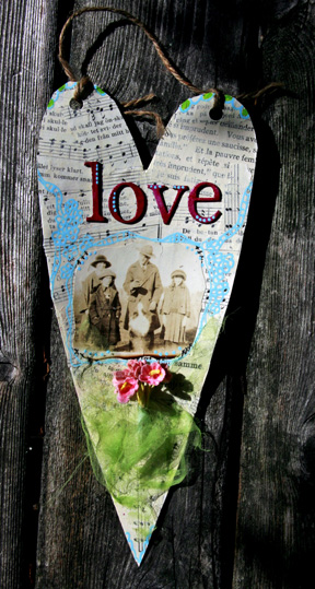 Love is family