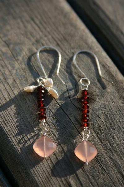 Garnet_and_rose_quartz