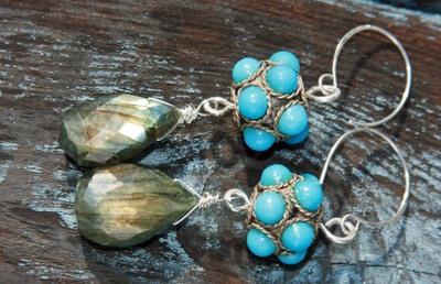 Bali_blue_earrings_on_side