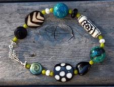 Jasper_and_bone_bracelet